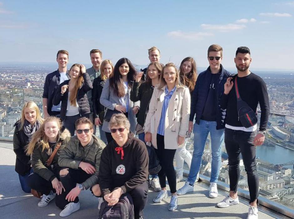 Klassenfahrt 2019 – ab nach Frankfurt!
