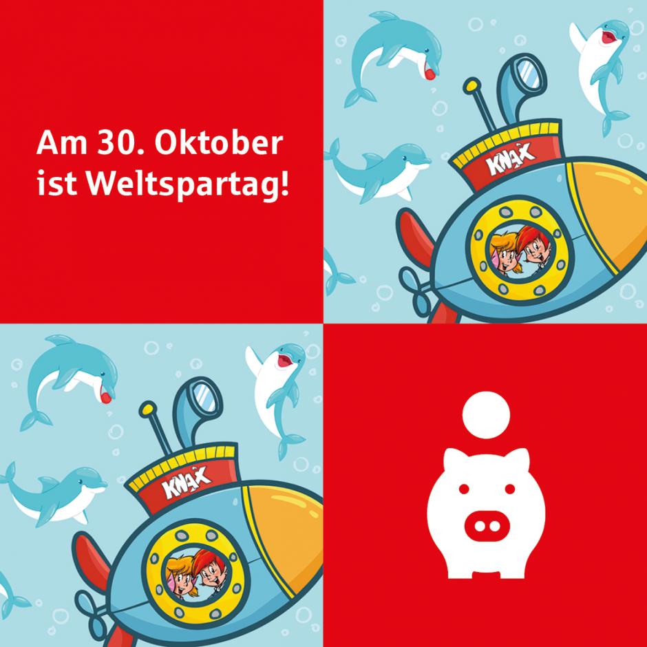 Am 30. Oktober ist Welspartag