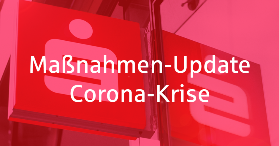Update Corona-Maßnahmen