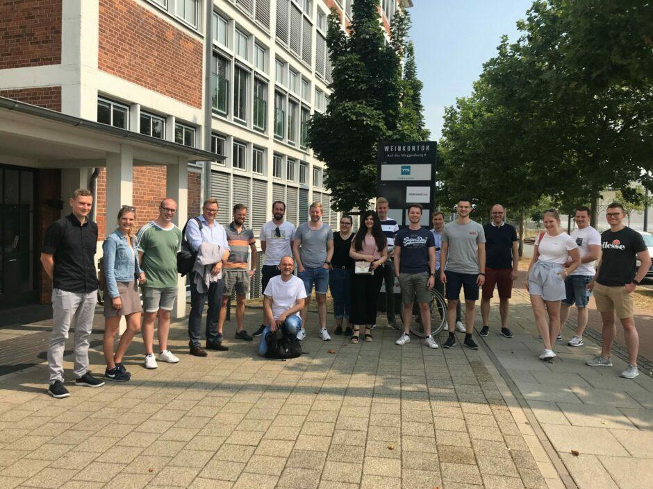 Alumni-Regionaltreffen 2020 in Bremen