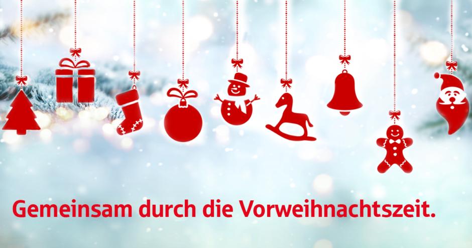 Advent, Advent…Weihnachten steht vor der Tür!