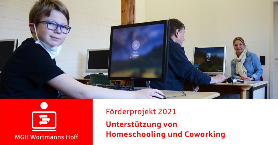 Förderprojekt 2021: MGH Worthmanns Hoff in Waffensen