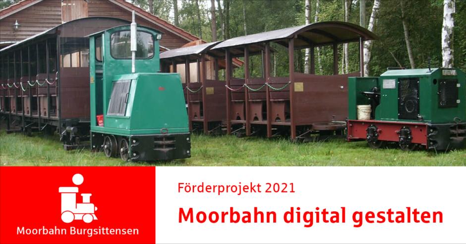 Förderprojekt 2021: Moorbahn Burgsittensen e.V.
