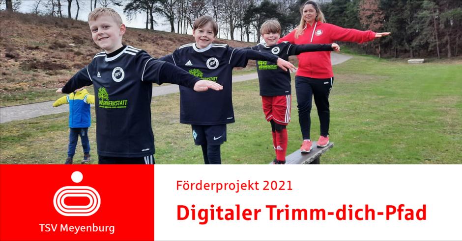 Förderprojekt 2021: TSV Meyenburg