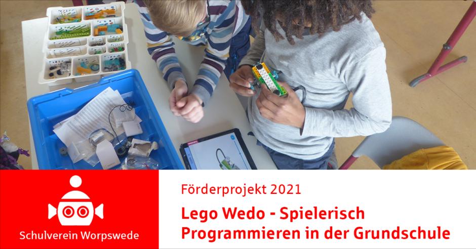 Förderprojekt 2021: Schulverein Worpswede