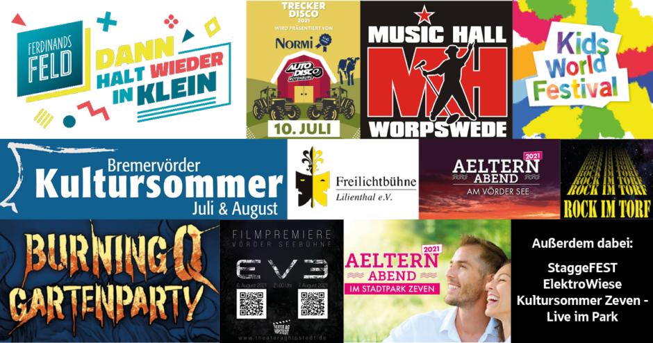 OpenAir-Sommer: Tolle Events unter freiem Himmel